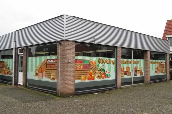 Samen in actie voor Voedselbank Heerenveen